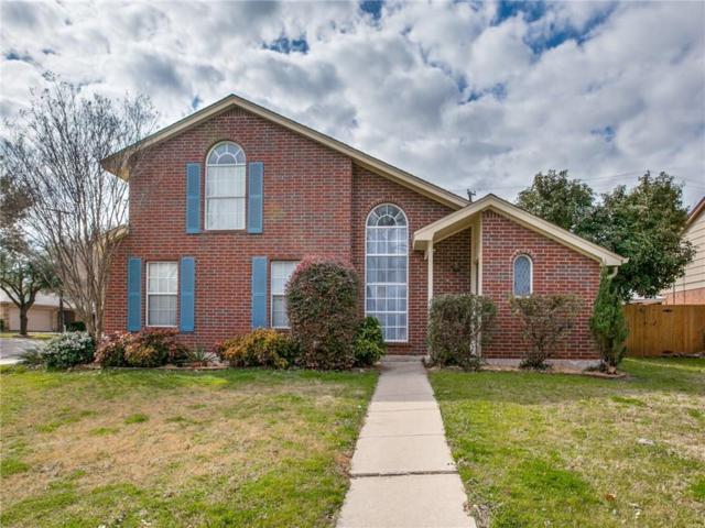 1301 High Crest Drive, Mansfield, TX 76063 (MLS #13999119) :: RE/MAX Landmark