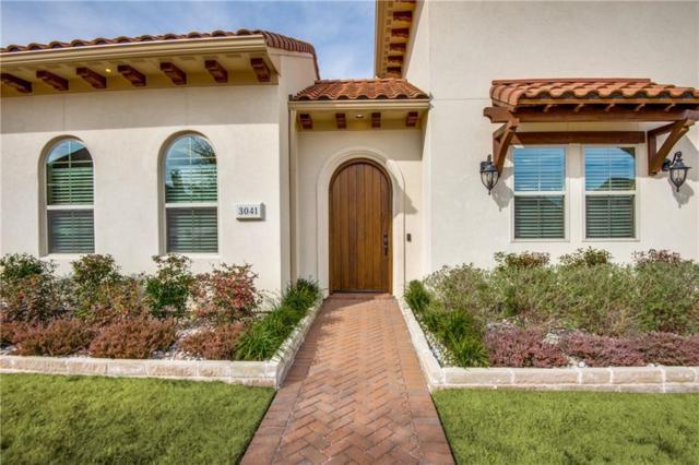 3041 Creekwood Lane, Prosper, TX 75078 (MLS #13999655) :: Kimberly Davis & Associates