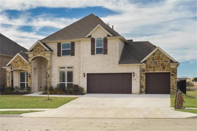 9909 La Frontera Drive, Fort Worth, TX 76179 (MLS #13999786) :: The Chad Smith Team