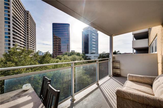 3883 Turtle Creek Boulevard #509, Dallas, TX 75219 (MLS #14002259) :: The Rhodes Team