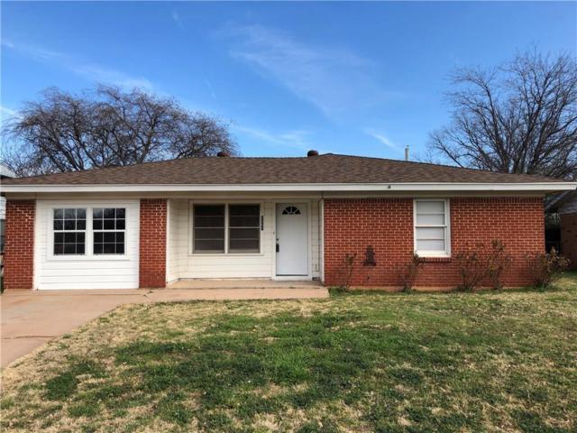 1367 Mimosa Drive, Abilene, TX 79603 (MLS #14003845) :: Kimberly Davis & Associates