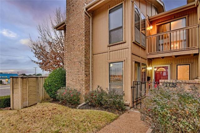 2901 Oak Shadow Circle, Bedford, TX 76021 (MLS #14003890) :: The Holman Group
