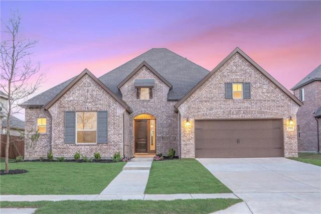 331 Fawn Mist, Prosper, TX 75078 (MLS #14006042) :: Real Estate By Design