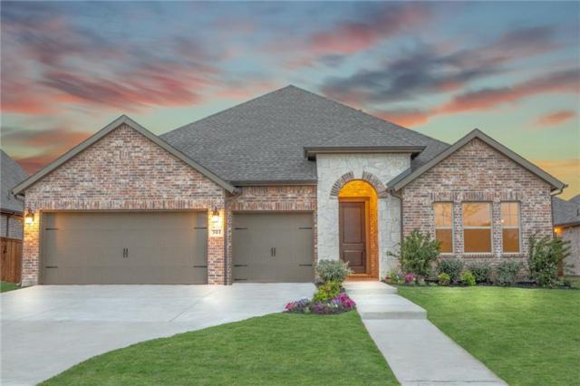 301 Fawn Mist, Prosper, TX 75078 (MLS #14006216) :: Real Estate By Design