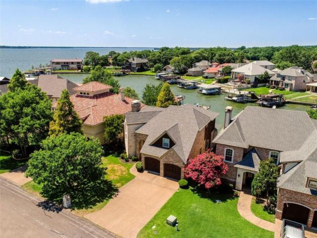 216 Hide A Way Drive, Mabank, TX 75156 (MLS #14006821) :: RE/MAX Town & Country