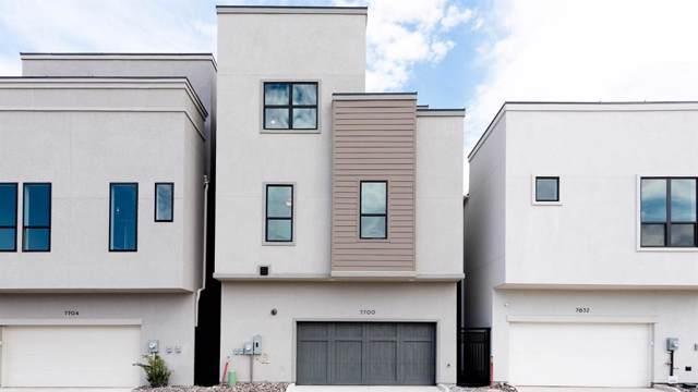 7700 Highcroft Way, Plano, TX 75024 (MLS #14007454) :: The Kimberly Davis Group