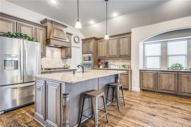 1517 Wright Street, Aubrey, TX 76227 (MLS #14008781) :: Real Estate By Design