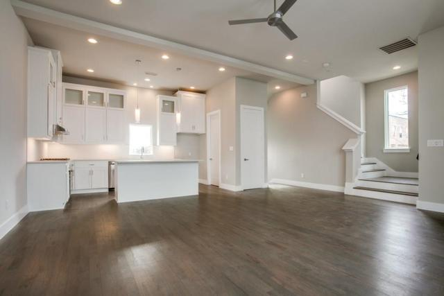 1918 Ashby Street 3D, Dallas, TX 75204 (MLS #14008994) :: The Sarah Padgett Team