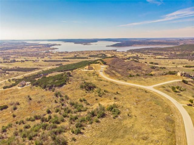 316 Shooting Star Court, Graford, TX 76449 (MLS #14010081) :: Robbins Real Estate Group