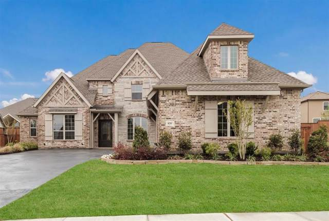820 Star Meadow Drive, Prosper, TX 75078 (MLS #14011462) :: The Kimberly Davis Group