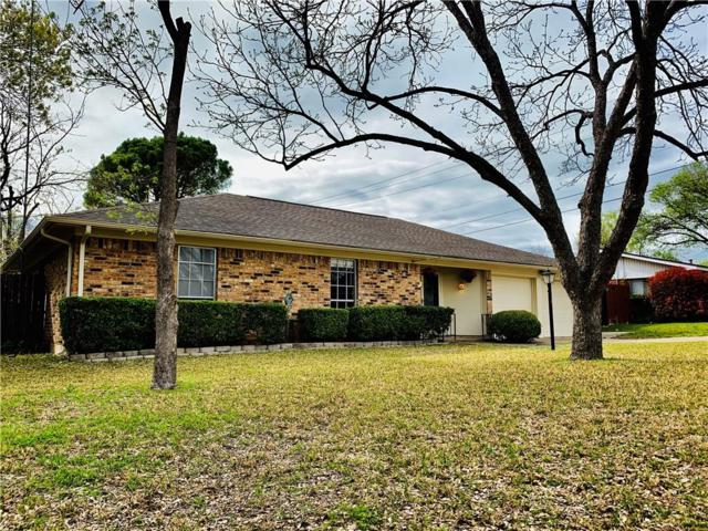 4018 Westerly Road, Benbrook, TX 76116 (MLS #14011784) :: Potts Realty Group