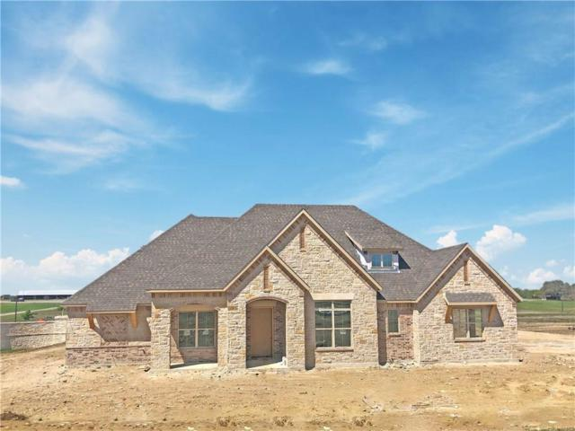 280 Bearclaw Circle, Aledo, TX 76008 (MLS #14012254) :: RE/MAX Town & Country