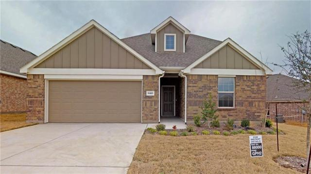 8465 High Garden Street, Fort Worth, TX 76123 (MLS #14012608) :: RE/MAX Landmark