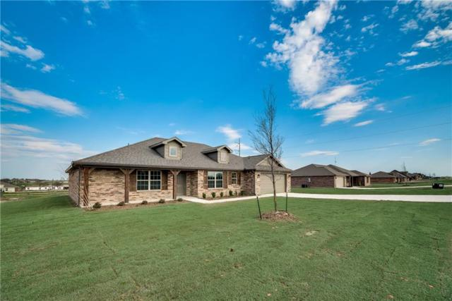 111 Hillcrest Lane, Decatur, TX 76234 (MLS #14013402) :: The Heyl Group at Keller Williams