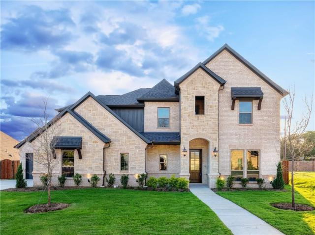 105 Ryder Court, Hurst, TX 76053 (MLS #14013740) :: RE/MAX Town & Country