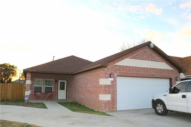 2741 S Denley Drive, Dallas, TX 75216 (MLS #14013787) :: RE/MAX Town & Country