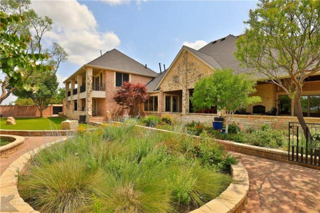 1208 Saddle Lakes Drive, Abilene, TX 79602 (MLS #14014069) :: The Paula Jones Team   RE/MAX of Abilene