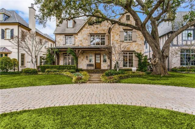 3925 Southwestern Boulevard, University Park, TX 75225 (MLS #14014394) :: Frankie Arthur Real Estate