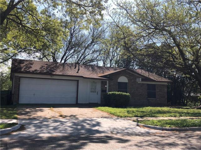 1702 N Yale Drive, Garland, TX 75042 (MLS #14017197) :: RE/MAX Town & Country