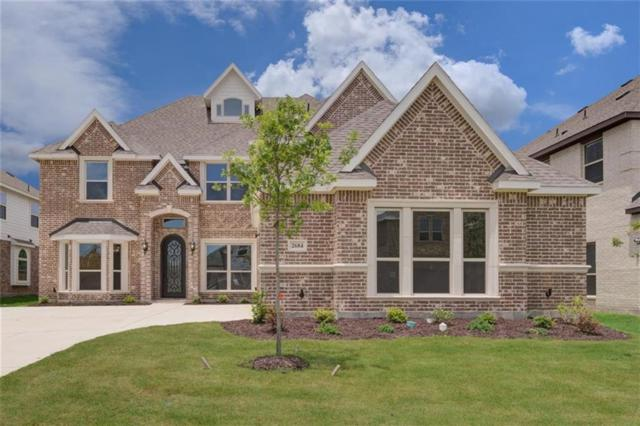2684 Grand Colonial, Grand Prairie, TX 75054 (MLS #14017530) :: The Tierny Jordan Network