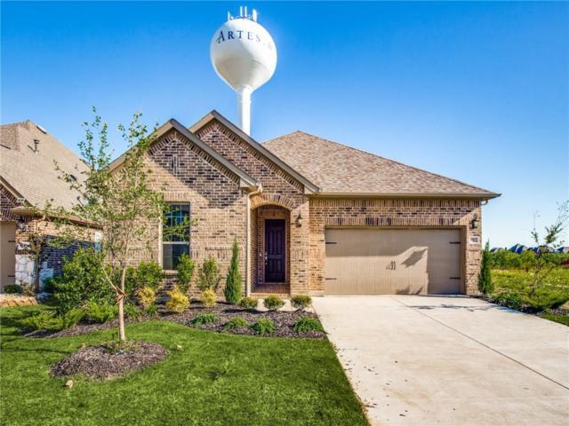 15813 Gladewater Terrace, Prosper, TX 75078 (MLS #14018364) :: Real Estate By Design