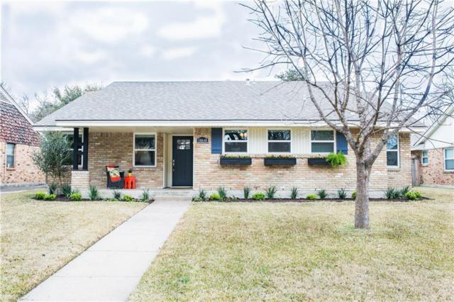 10641 Mapleridge Drive, Dallas, TX 75238 (MLS #14019848) :: Frankie Arthur Real Estate
