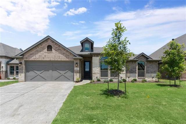 6024 Trail Driver Court, Fort Worth, TX 76123 (MLS #14024089) :: The Real Estate Station