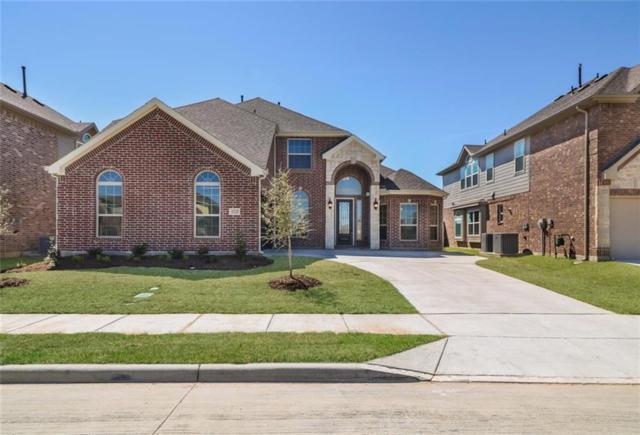1225 Bayonet Street, Little Elm, TX 75068 (MLS #14025046) :: The Hornburg Real Estate Group