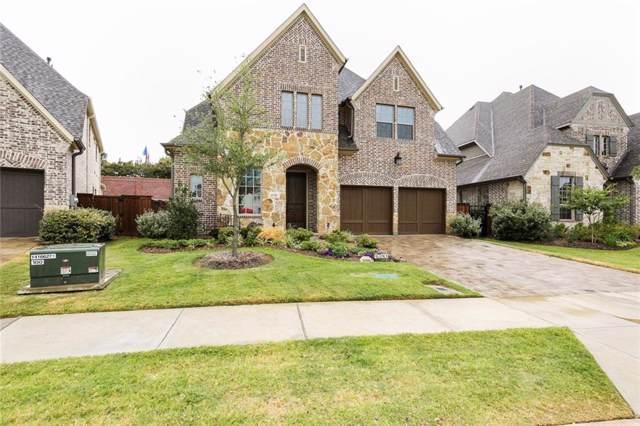 4741 Harlow Bend Drive, Irving, TX 75038 (MLS #14028319) :: Lynn Wilson with Keller Williams DFW/Southlake