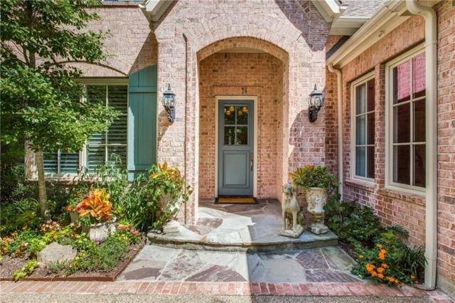 12216 Park Forest Drive, Dallas, TX 75230 (MLS #14028929) :: Robbins Real Estate Group