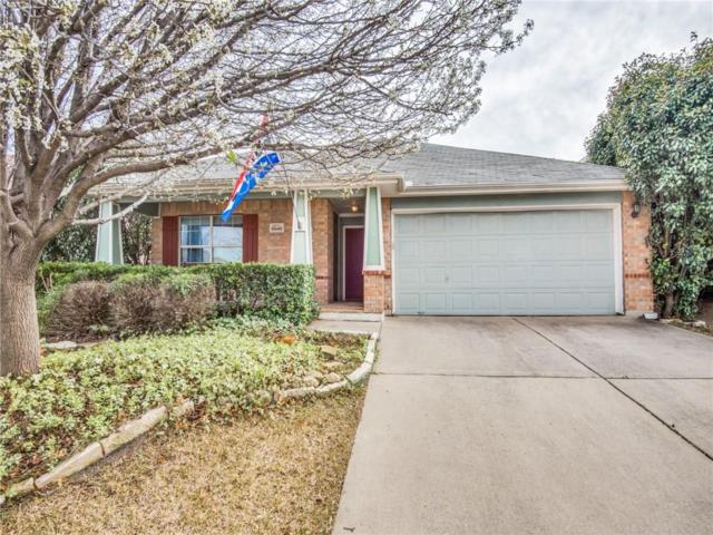 5845 Bridal Trail, Fort Worth, TX 76179 (MLS #14029229) :: Robbins Real Estate Group
