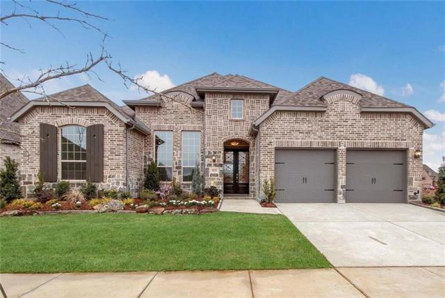 16215 Cullen Park Way, Prosper, TX 75078 (MLS #14029485) :: Kimberly Davis & Associates