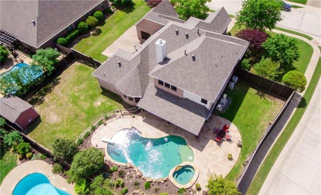 1201 Monticello Drive, Prosper, TX 75078 (MLS #14030569) :: Baldree Home Team