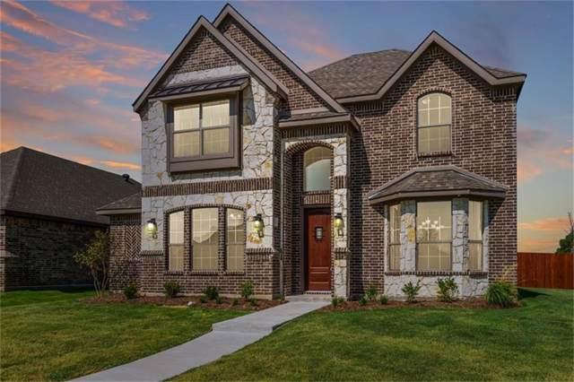 829 Rustic Trail, Midlothian, TX 76065 (MLS #14031665) :: Frankie Arthur Real Estate