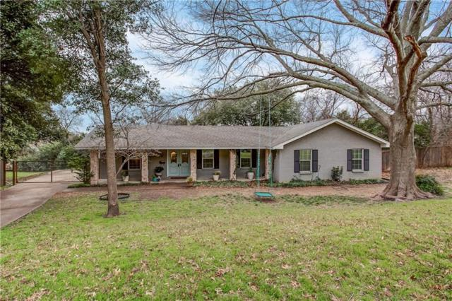 4427 Tamworth Road, Fort Worth, TX 76116 (MLS #14031687) :: Real Estate By Design