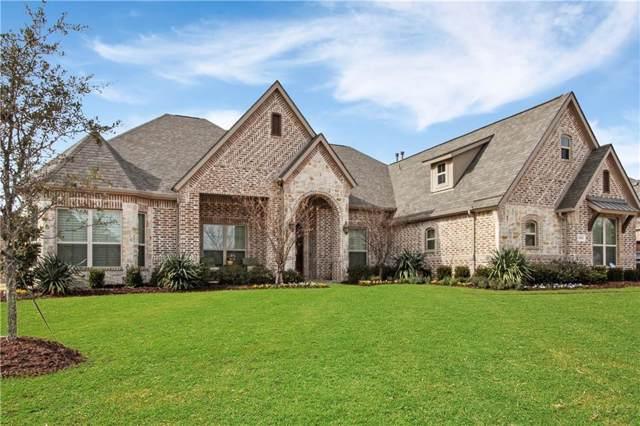 1801 Fostermill Drive, Prosper, TX 75078 (MLS #14032127) :: Kimberly Davis & Associates