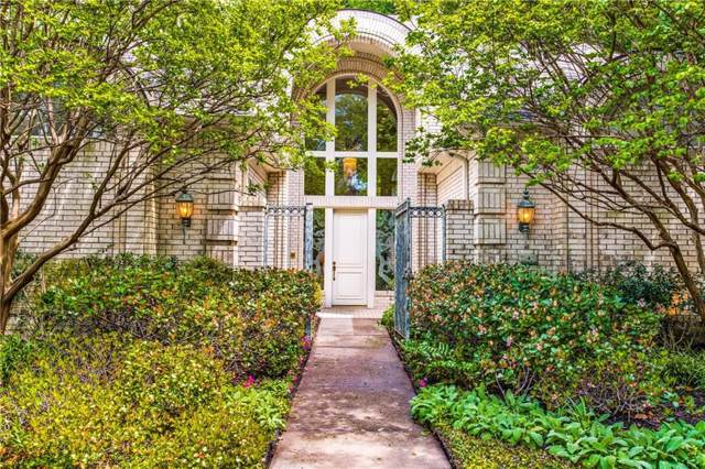 4 Braemore, Dallas, TX 75230 (MLS #14034229) :: The Mitchell Group