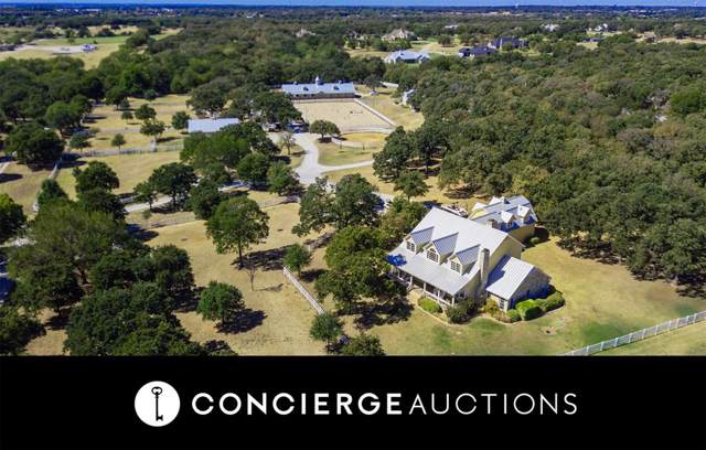 1310 Gibbons Road S, Bartonville, TX 76226 (MLS #14035561) :: The Kimberly Davis Group