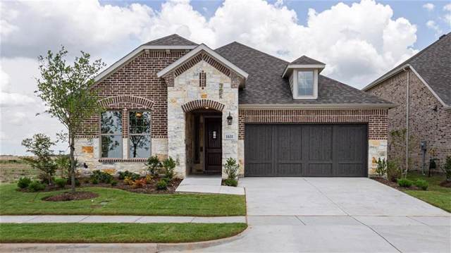 1631 Winsome Way, Celina, TX 75009 (MLS #14036307) :: Real Estate By Design