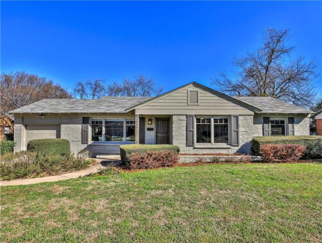 3844 Heywood Avenue, Fort Worth, TX 76109 (MLS #14036899) :: The Mitchell Group