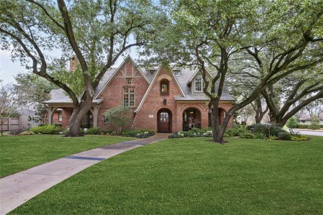5771 Preston Haven Drive, Dallas, TX 75230 (MLS #14037142) :: RE/MAX Town & Country