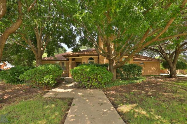 1235 Chariot Circle, Abilene, TX 79602 (MLS #14037335) :: Vibrant Real Estate