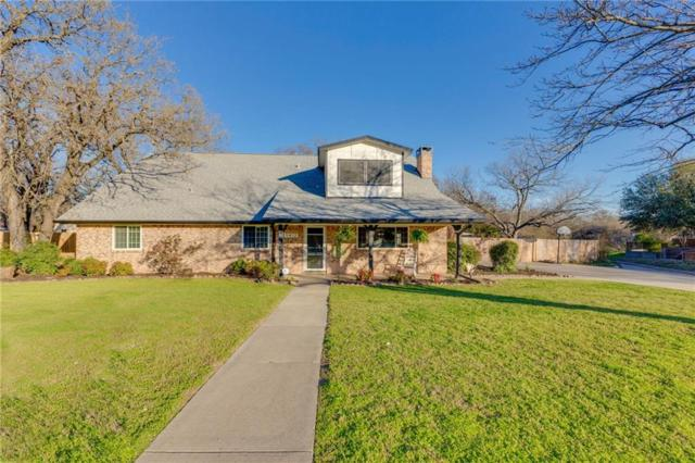 5412 Rustic Trail, Colleyville, TX 76034 (MLS #14037506) :: The Tierny Jordan Network