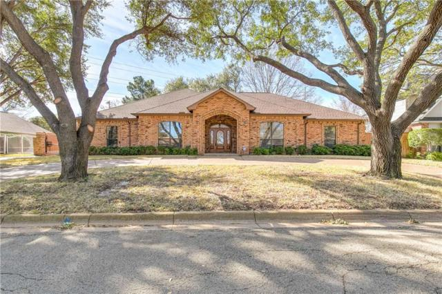 6505 Country Day Trail, Benbrook, TX 76132 (MLS #14037560) :: Potts Realty Group