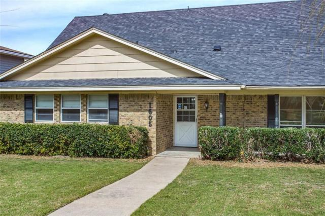 1605 Marquette Drive, Richardson, TX 75081 (MLS #14037855) :: The Heyl Group at Keller Williams