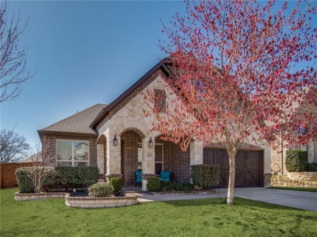 4301 Citabria Drive, Mckinney, TX 75072 (MLS #14038583) :: RE/MAX Town & Country