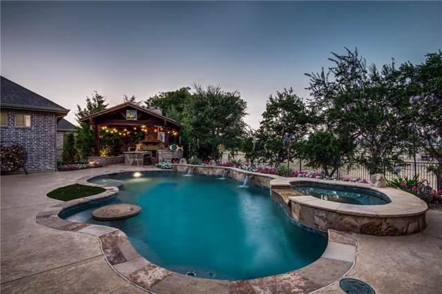 2481 Fair Oaks Lane, Prosper, TX 75078 (MLS #14038636) :: Kimberly Davis & Associates