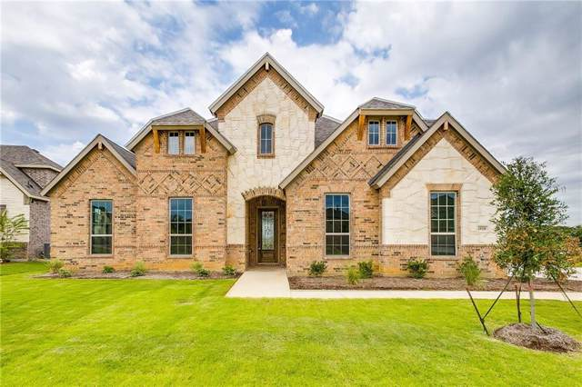 512 Sandia Park Drive, Burleson, TX 76028 (MLS #14038894) :: The Mitchell Group