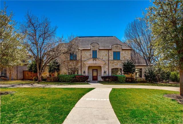 5614 Del Roy Drive, Dallas, TX 75230 (MLS #14039382) :: Robbins Real Estate Group