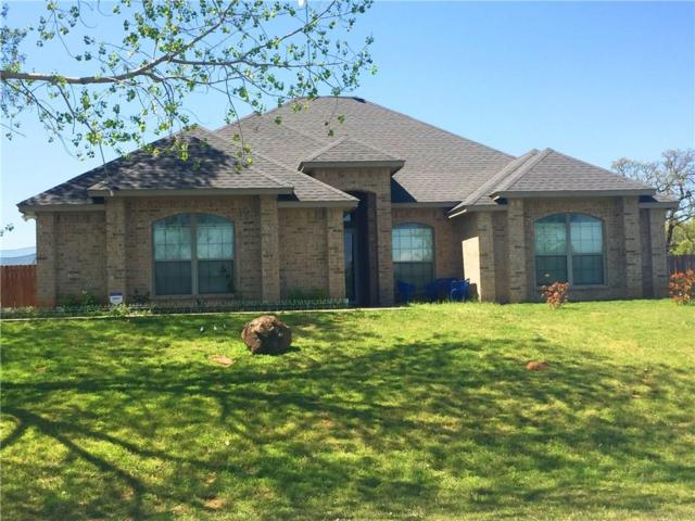 108 Nicole Lane, Weatherford, TX 76087 (MLS #14039713) :: All Cities Realty